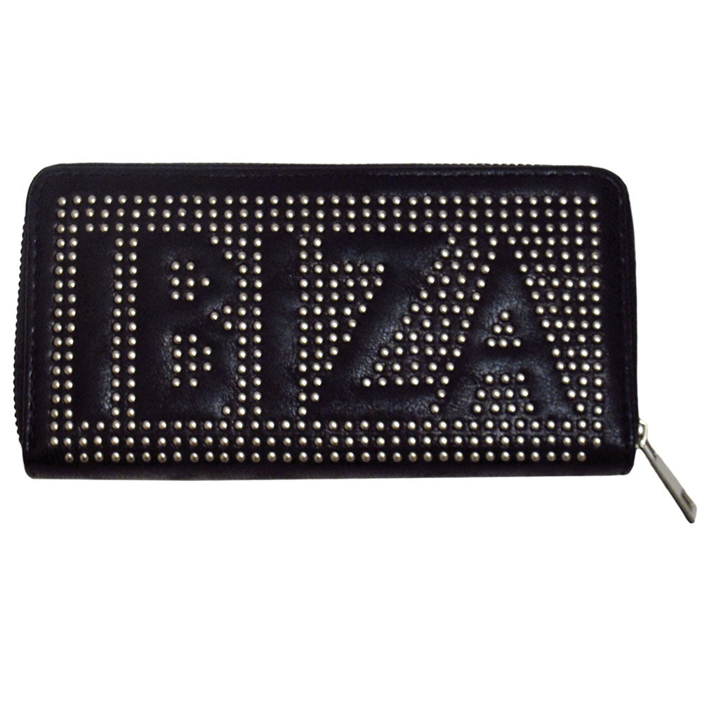 Ibiza Studded Clutch Purse