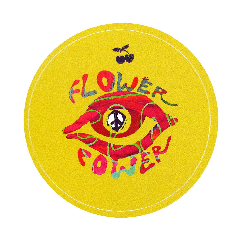 Pacha Ibiza Sticker Flower Power 2017