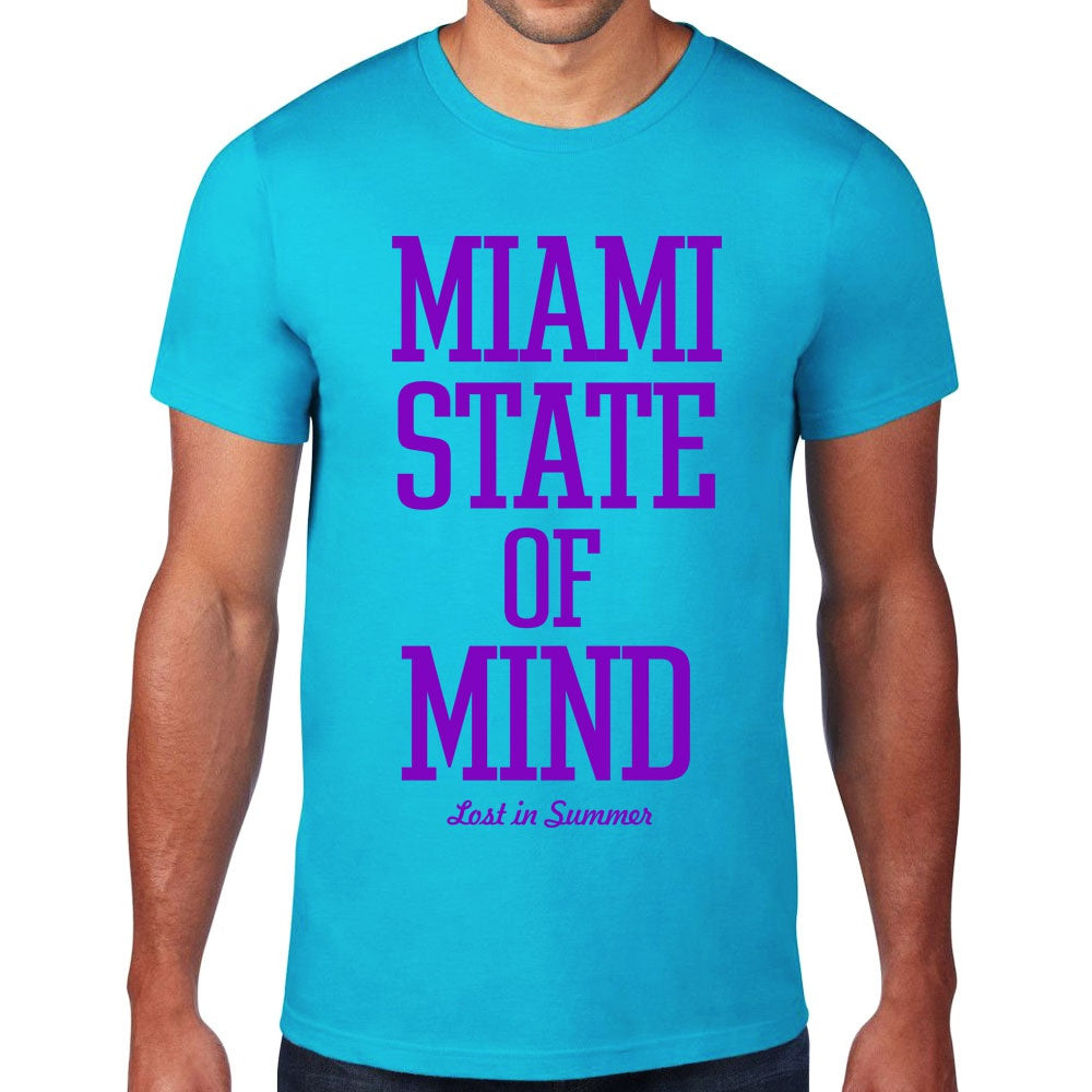 Miami State of Mind Men's T-shirt