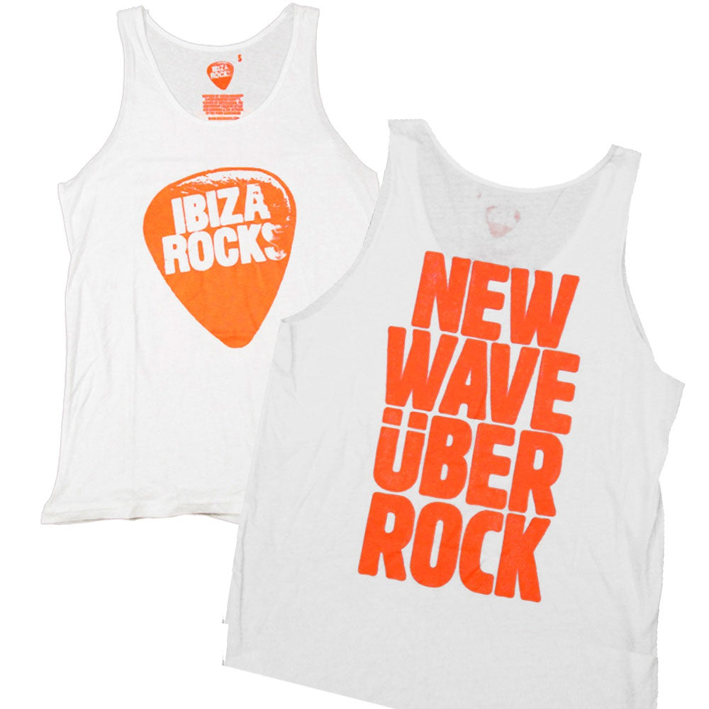 Ibiza Rocks New Wave Herren Tank