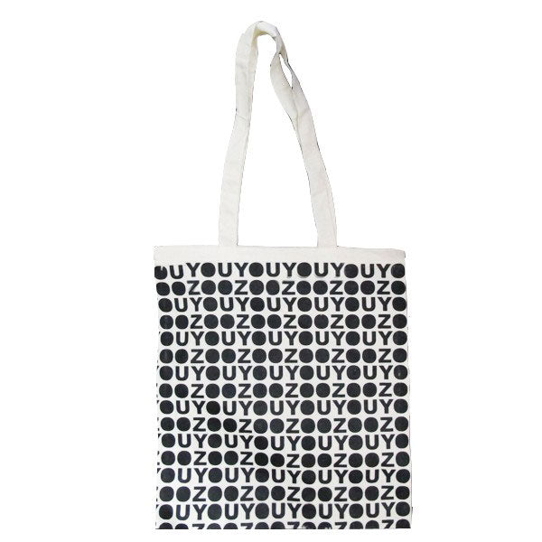 Zoo You Large Tote Bag