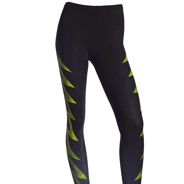 Ibiza Rocks Lightning Bolt Women's Everyday Leggings