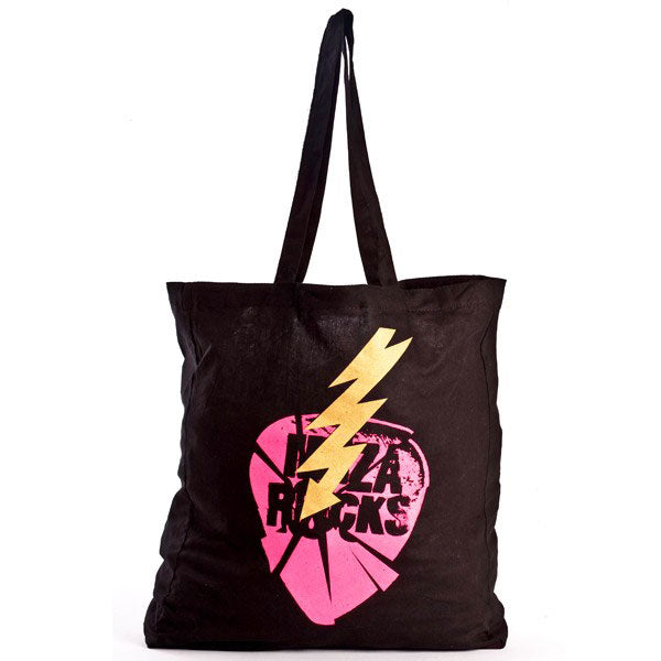 Ibiza Rocks Broken Plec Tote Bag