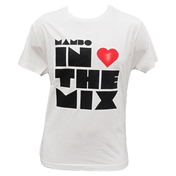 Café Mambo Ibiza T-shirt Mambo in the Mix 2013
