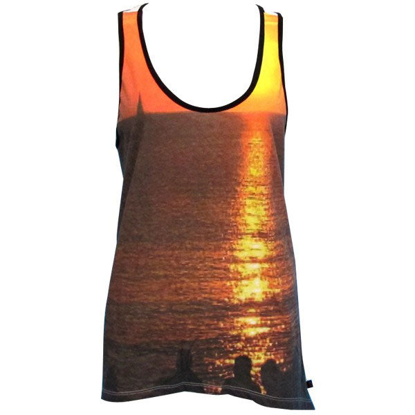 Cafe Mambo v Dead Legacy Sunset Strip Women's Vest