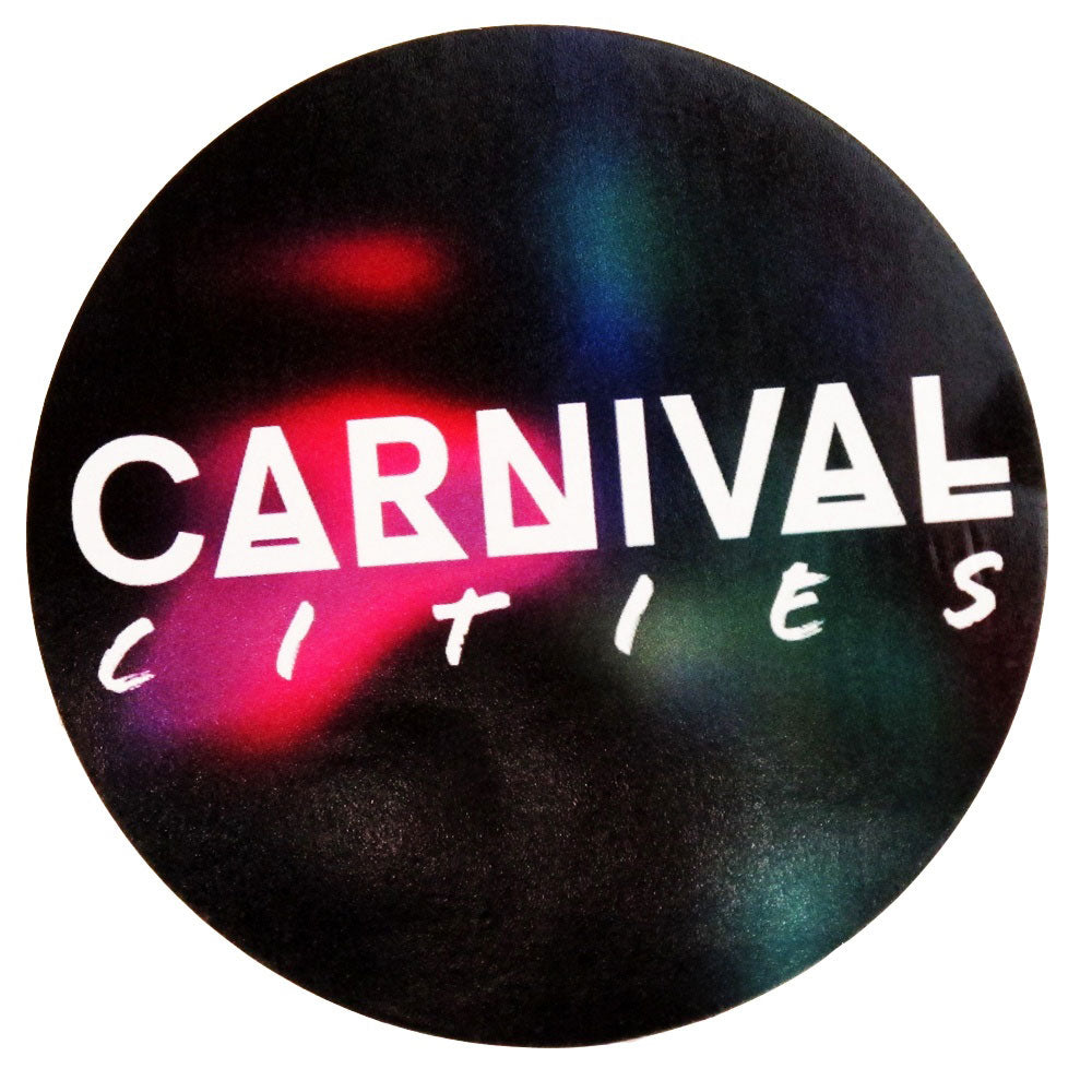 Sankeys Ibiza Carnival Cities Aufkleber