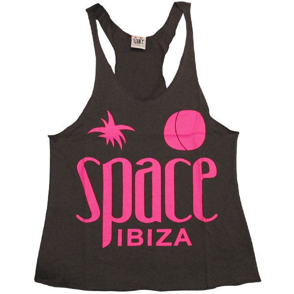 Space Ibiza Nativen Damen Tank mit Racerback