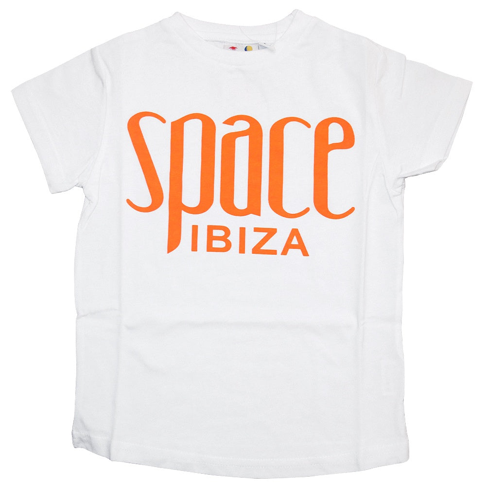 Space Ibiza Native Logo Kids T-shirt