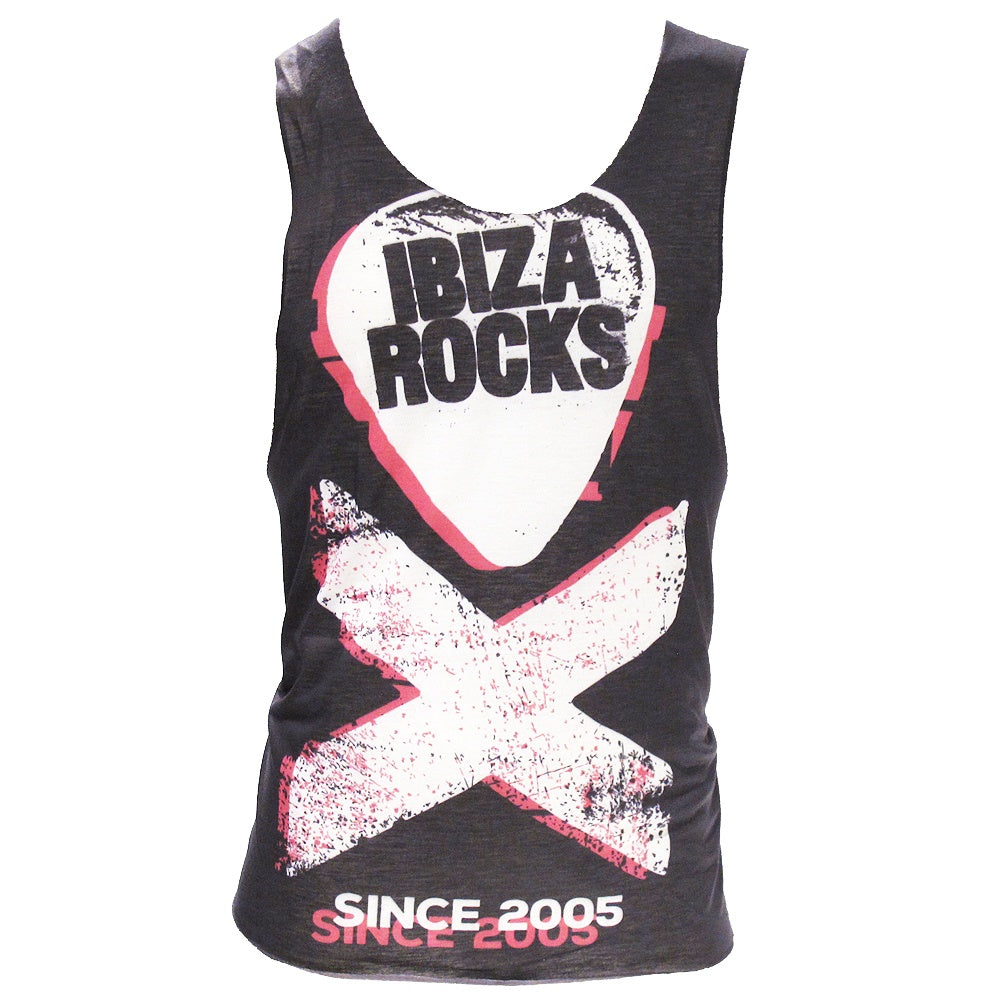Ibiza Rocks 10th Anniversary Men's Muscle Tank