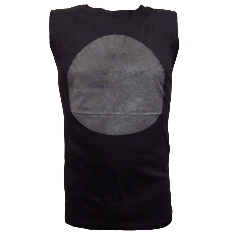 ENTER Ibiza Vintage Grey Circle Muscle Tank