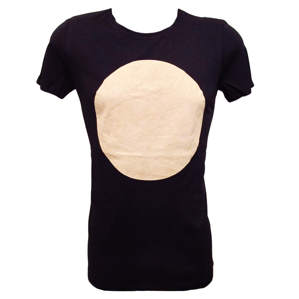 ENTER Ibiza Circle Men's Black T-shirt