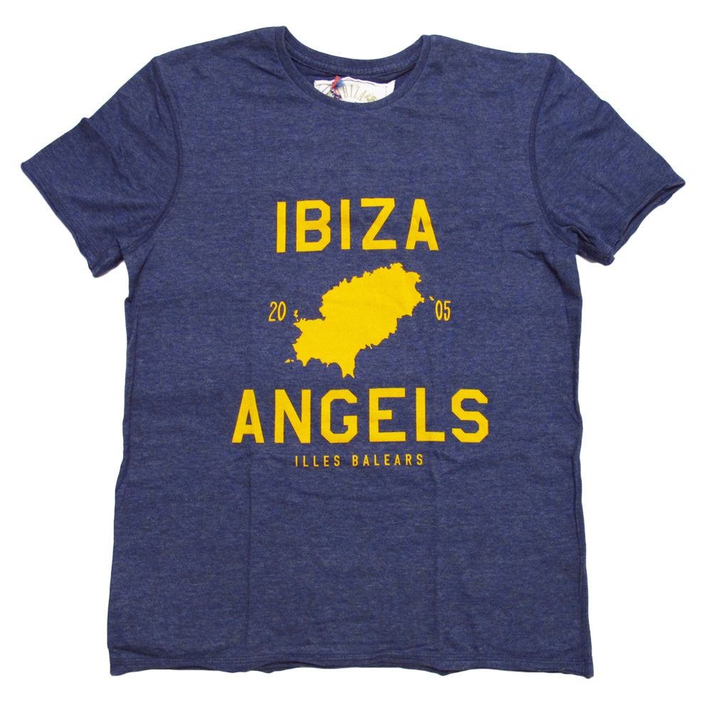 Ibiza Angels The Island Men's T-Shirt