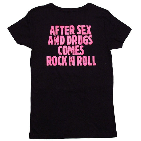 Ibiza Rocks San An Trash Motorhead Women's Oversized T-Shirt