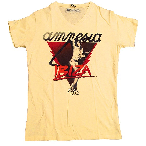 Amnesia Ibiza GoGo Dancer Men's T-shirt