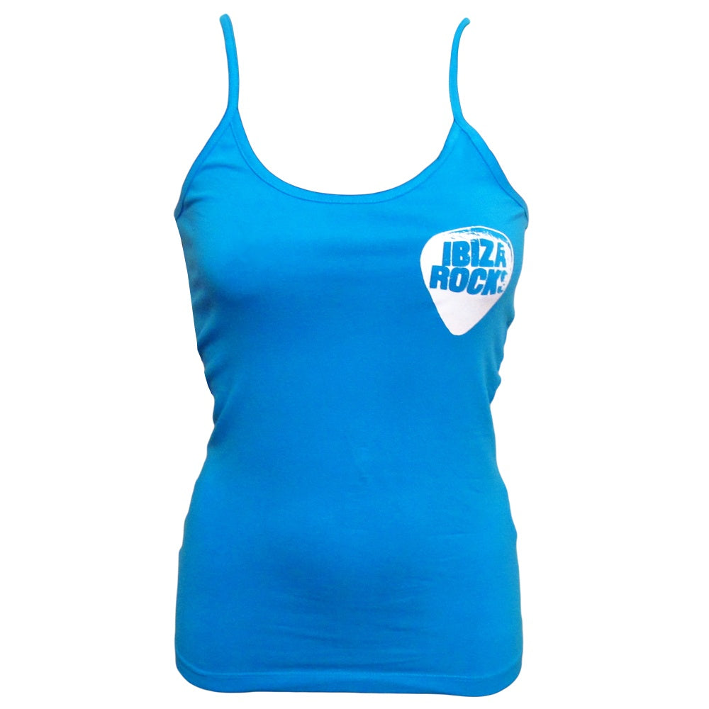 Ibiza Rocks Logo Cami Top