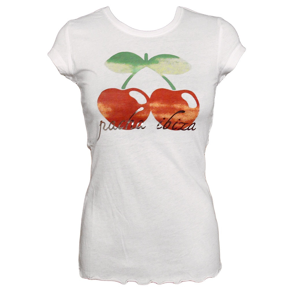 Pacha Watercolour Cherry Women's T-shirt