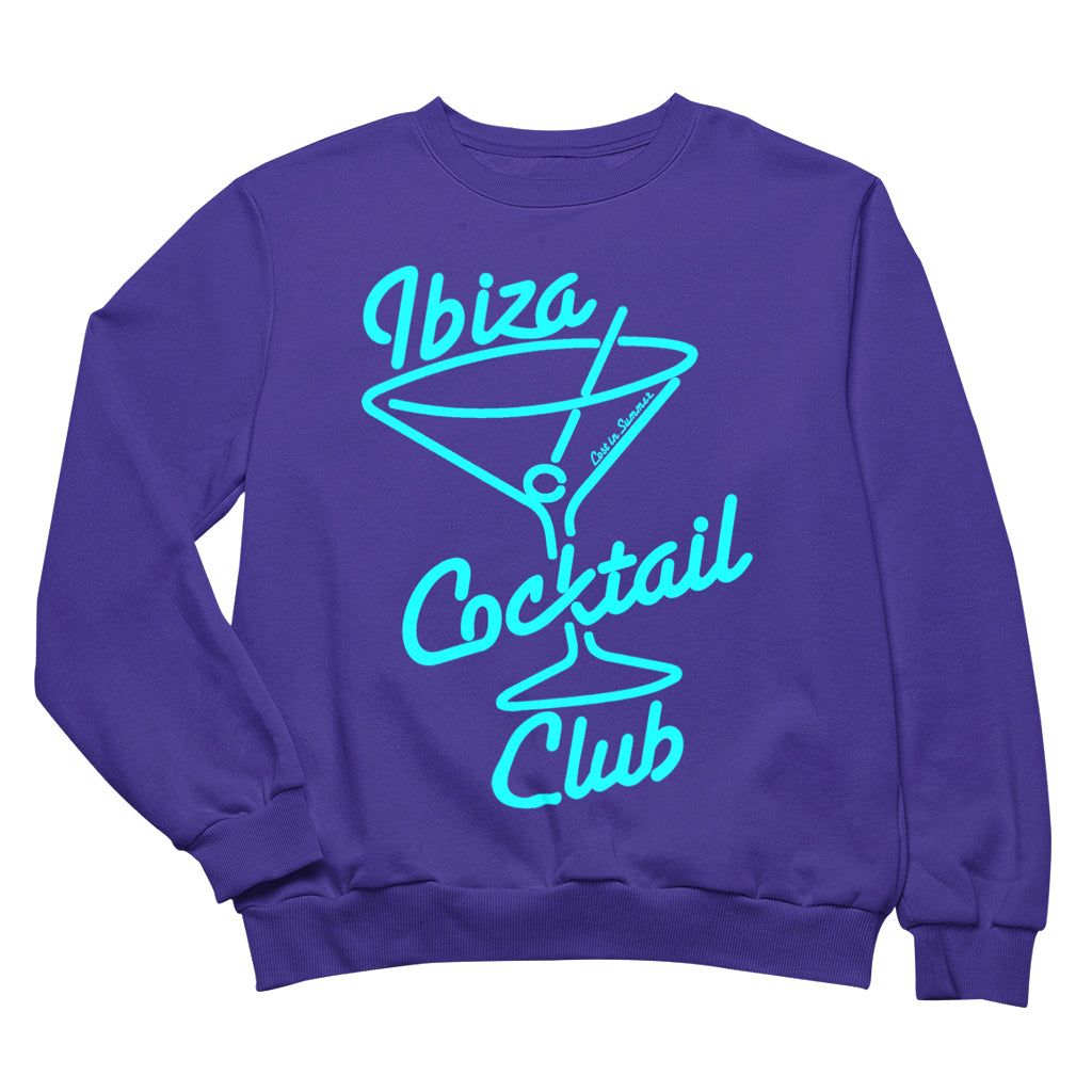 Ibiza Cocktail Club Men's Sweatshirt