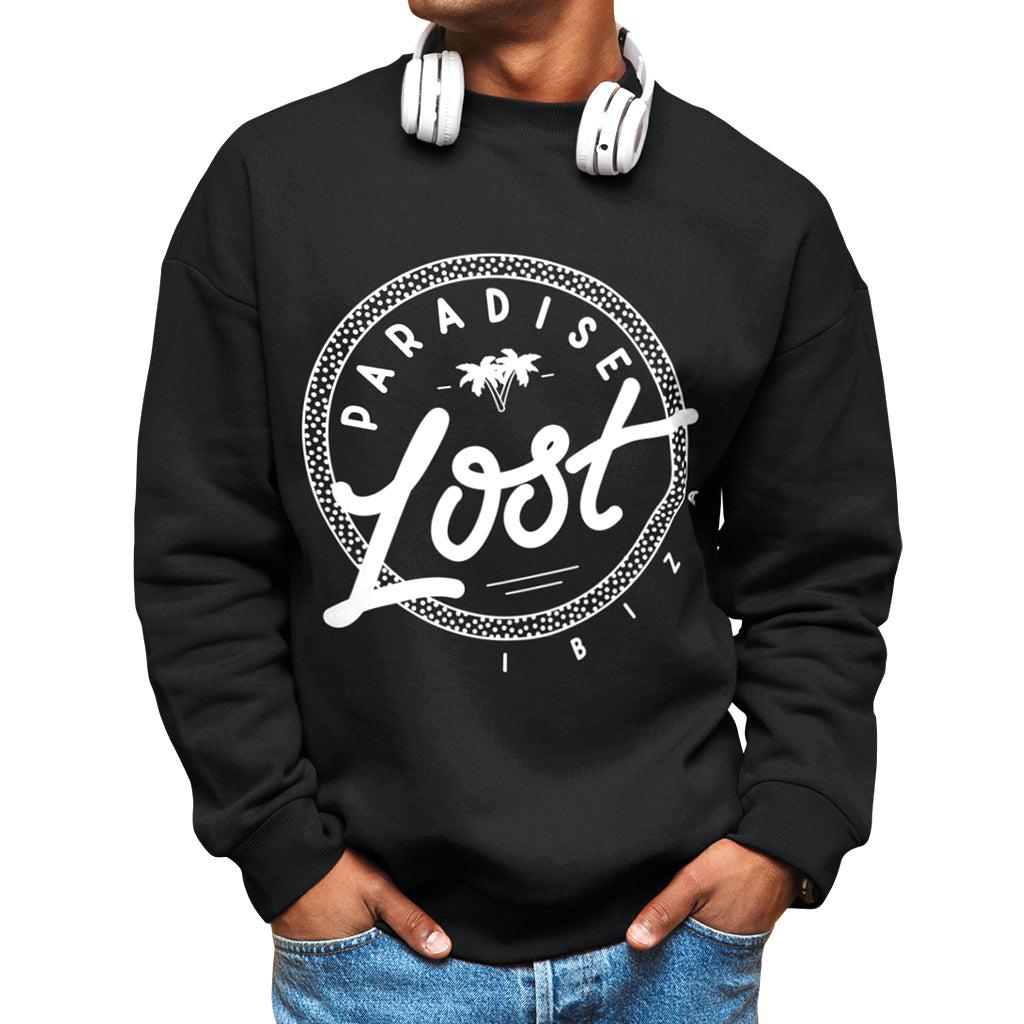 Paradise Lost Ibiza Men's Sweatshirt with Logo