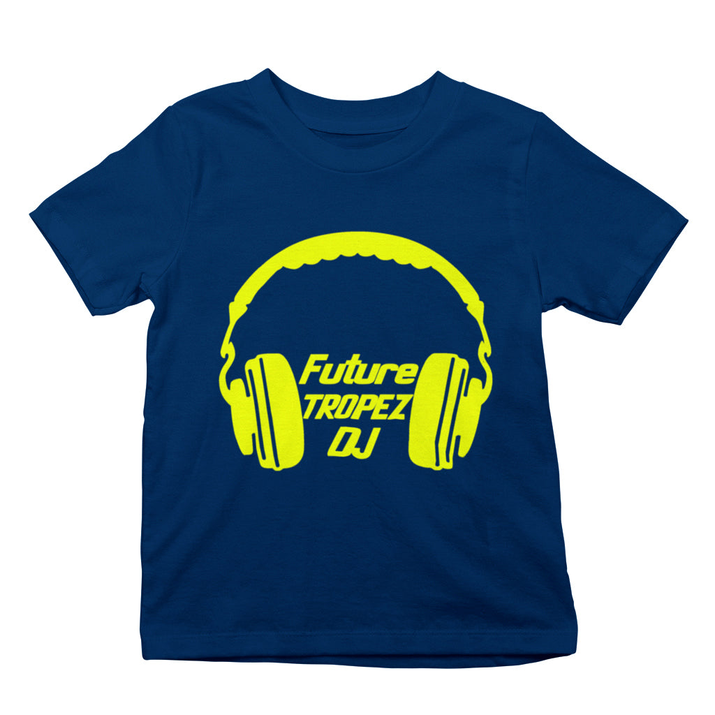 Future St. Tropez DJ Kinder T-Shirt
