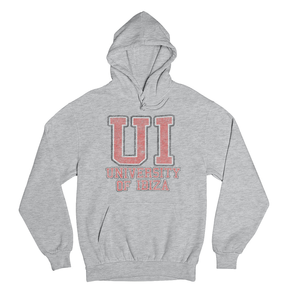 University of Ibiza College Logo Men's Hoodie