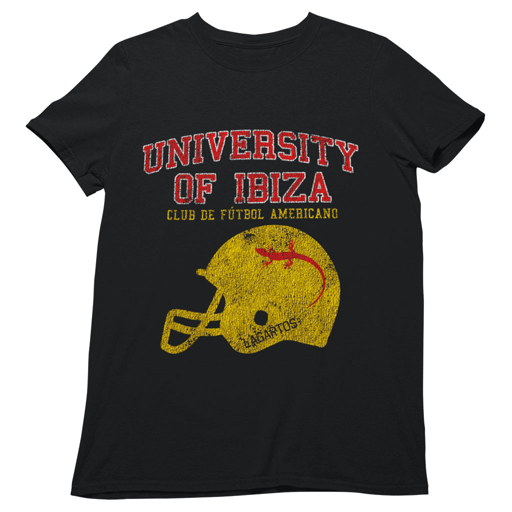 University of Ibiza Men's Tee American Football