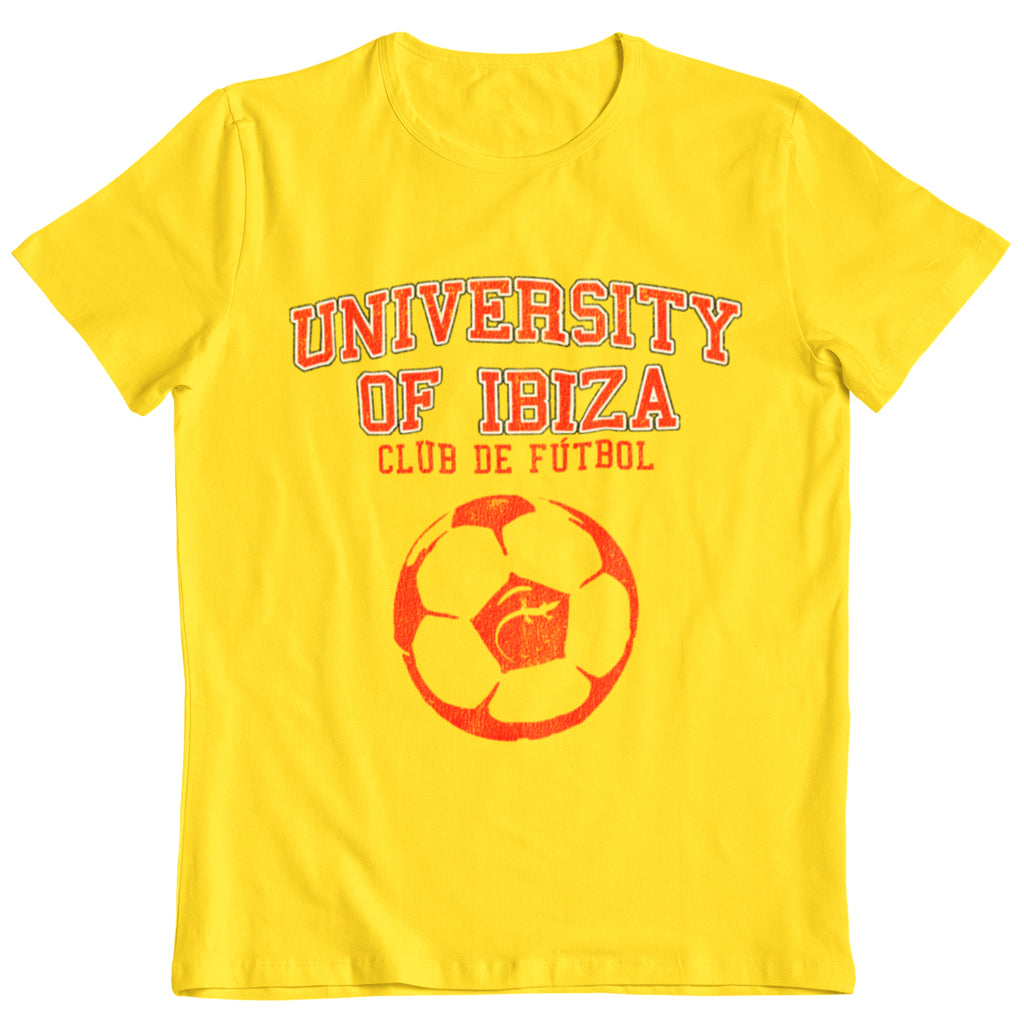 University of Ibiza Men's T-shirt Football Club