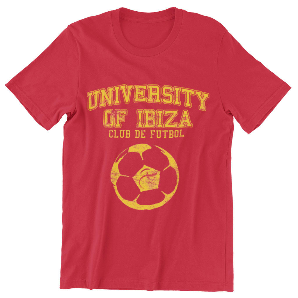 University of Ibiza Men's Football Tee