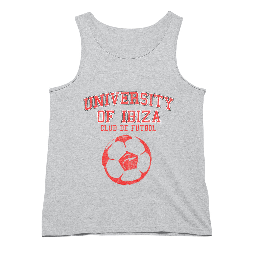 University of Ibiza Men's Tank Top Football