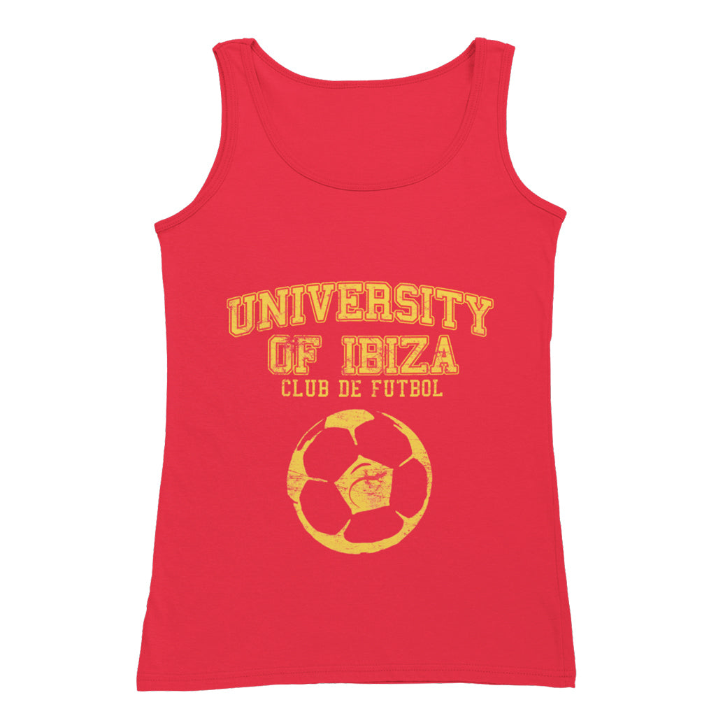 University of Ibiza Men's Tank Football