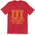 University of Ibiza Men's Tee College Logo