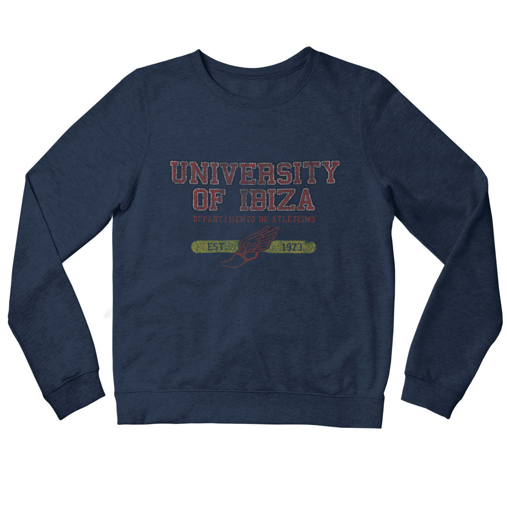 University of Ibiza Lightweight Women's Sweater Athletics Department