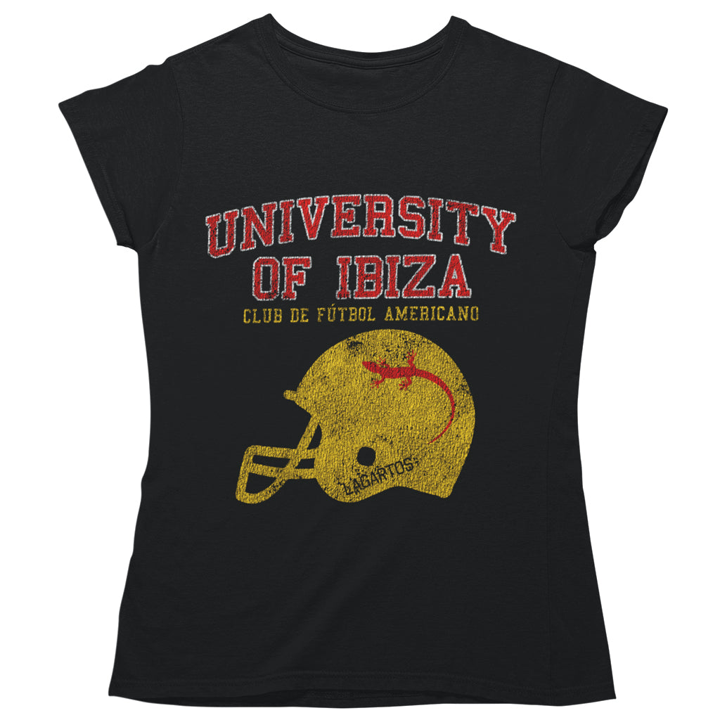 University of Ibiza Women's Top American Football