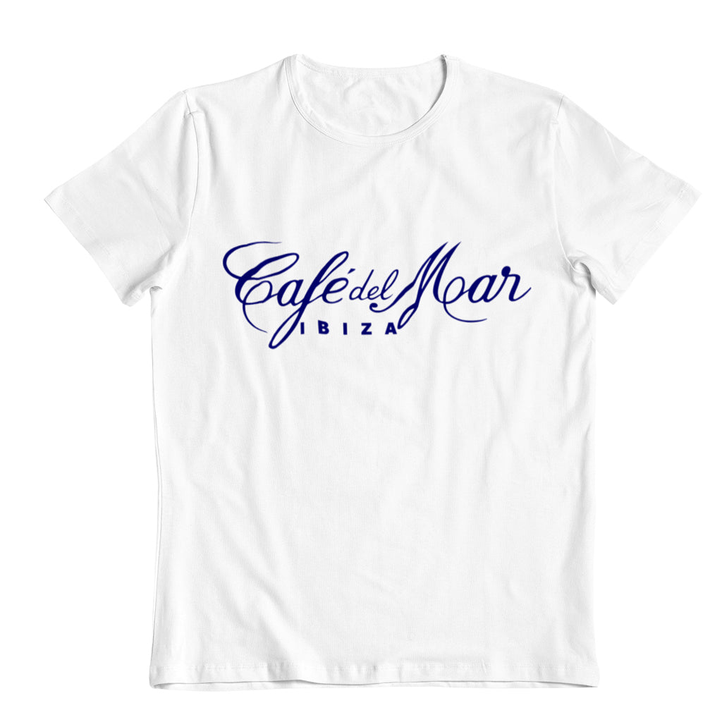 Cafe Del Mar Classic Logo Men's T-shirt