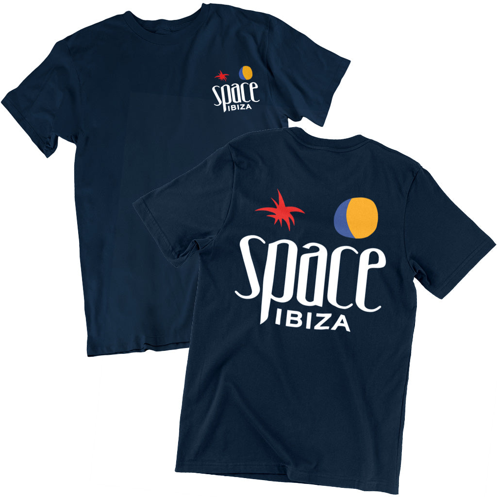 Space Ibiza Beach Club Logo T-shirt