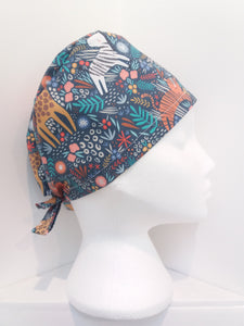 Jungle Scrub Hat