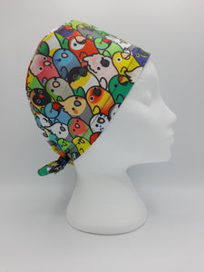 Birds Scrub Hat