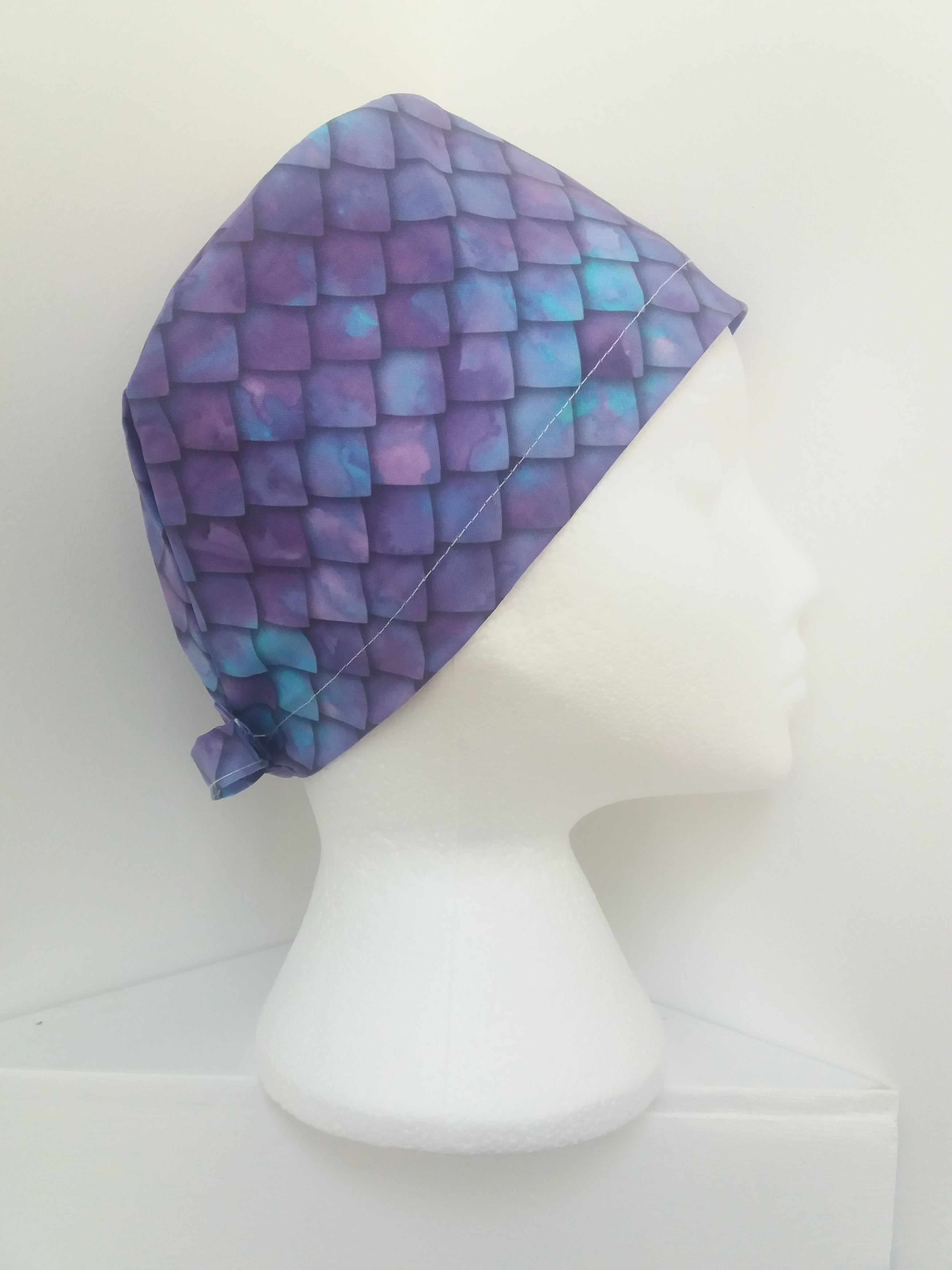 Dragon Scales Hat