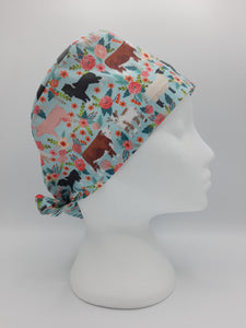 Farm Animals Scrub Hat