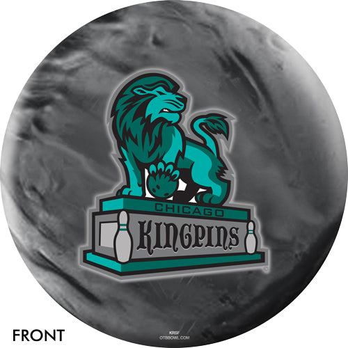 Chicago Kingpins Bowling Ball