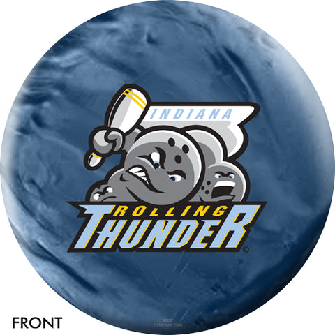 Indiana Rolling Thunder Bowling Ball