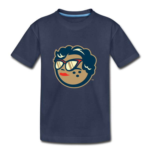 MABL Icon Kids' Premium T-Shirt - navy