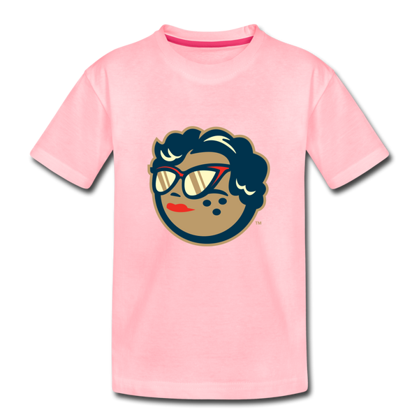 MABL Icon Kids' Premium T-Shirt - pink