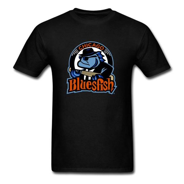 Chicago Bluesfish Unisex Classic T-Shirt - black