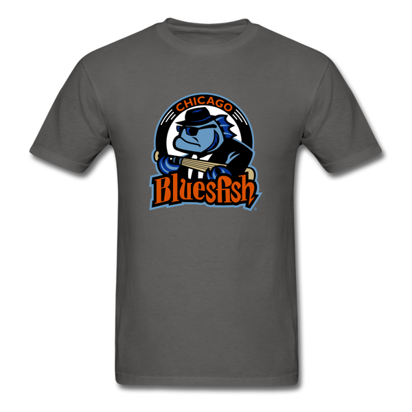 Chicago Bluesfish Unisex Classic T-Shirt - charcoal