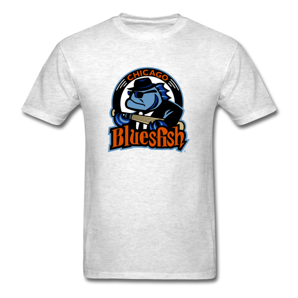 Chicago Bluesfish Unisex Classic T-Shirt - light heather gray