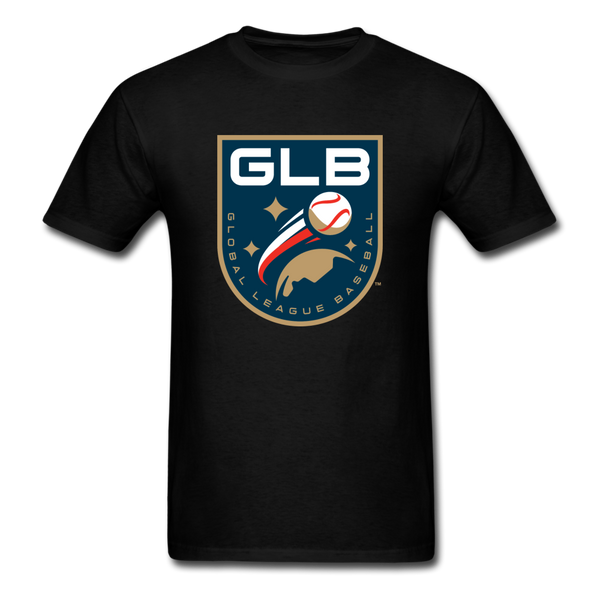 Global League Baseball Unisex Classic T-Shirt - black