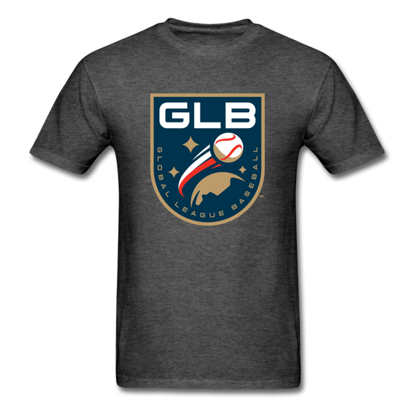 Global League Baseball Unisex Classic T-Shirt - heather black
