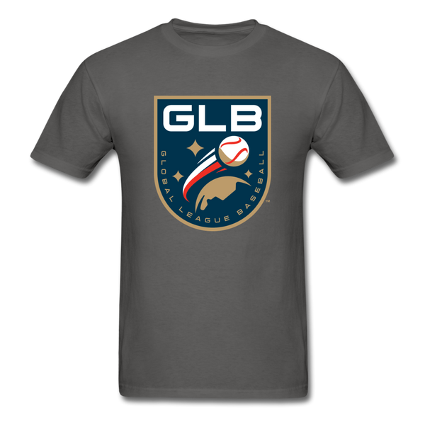 Global League Baseball Unisex Classic T-Shirt - charcoal