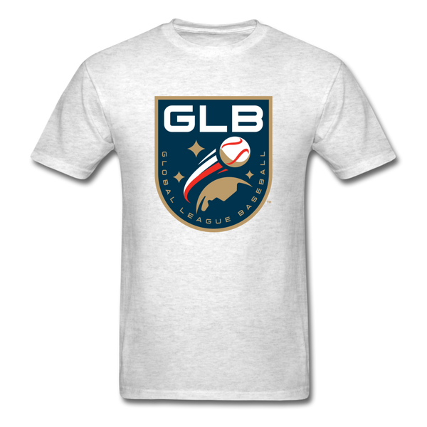 Global League Baseball Unisex Classic T-Shirt - light heather gray