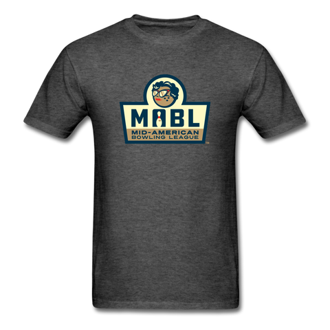 MABL Bowling Unisex Classic T-Shirt - heather black